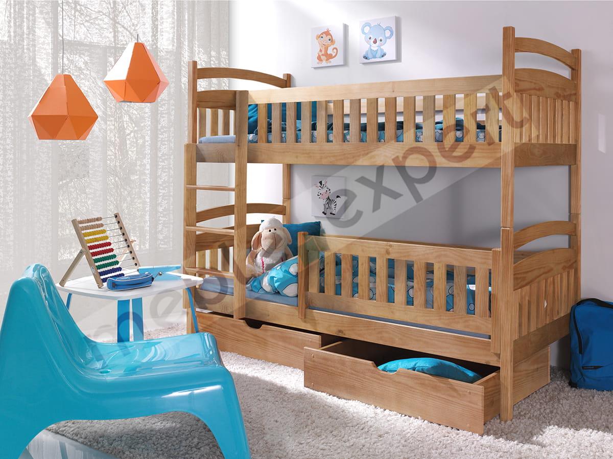 łóżko Piętrowe Klara Ii